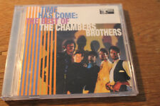 The Chambers Brothers -  Time Has Come - The Best Of  [CD Album]