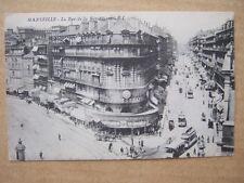 CPA MARSEILLE (13) LA RUE DE LA REPUBLIQUE. CINEMA CINEMATOGRAPHIE GAUMONT
