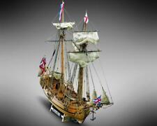 Mamoli Halifax 6 Gun English Schooner 1768 1:54 MV37 Model Boat Kit