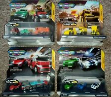 2020 Hasbro Micro Machines Series 1 Farm, Construction, Muscle Cars, Race Team.