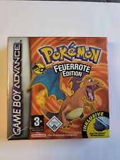 Pokémon: Feuerrote Edition (Game Boy Advance, 2004)