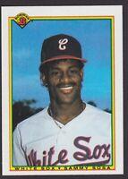 1990 Bowman #312 Sammy Sosa Rookie RC Chicago White Sox Cubs