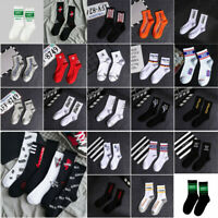 Cotton New Men Women Socks High Skateboard Harajuku Athlete Long Socks Street