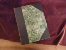 paris 3 tomes en 1 volume gauthiez arthaud 1928 dos coins cuir vert