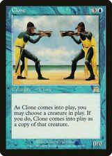 Clone Onslaught HEAVILY PLD Blue Rare MAGIC THE GATHERING MTG CARD ABUGames