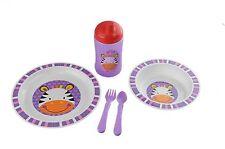 Children's Animal Dining Set