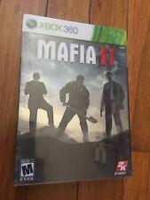 Mafia II - Collector's Edition (Microsoft Xbox 360, 2010) Complete