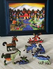 Wooden jigsaw Puzzles 260 pieces New Russian Fairy tales gift Toys & Hobbies