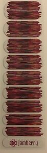 Jamberry Nail Wraps Half Sheet Retired New York Minute SSE