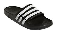 b1f81050334 adidas Duramo Men s Slides - Size 9 - Black   White