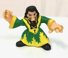 Marvel Super Hero Squad MANDARIN Zhang Tong Green / Yellow - Target Exclusive