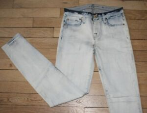 7 For All Mankind Jeans pour Femme  W 26 - L 32 Taille Fr 36  (Réf# Y160)