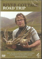 RIVER COTTAGE ROAD TRIP - Complete. Hugh Fearnley-Whittingstall (NEW/SEALED DVD)