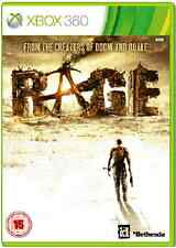 Xbox 360 - Rage (Makers Of Doom & Quake) **New & Sealed** Official UK Stock