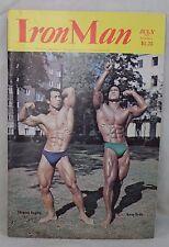 IRONMAN Body Building Muscle magazine SHIGERU SUGITO/KOZO SUDO  7-77 Vol 36 #5
