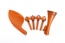 Yinfente Best Quality Pernambuco Wood Violin Parts Violin Fitting 4/4 size
