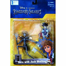 SQUARE ENIX DISNEY TIM BURTON Kingdom Hearts FINAL FANTASY NBX Figura Giocattolo Set