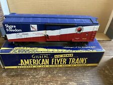 American Flyer 6-48348 Northern Pacific Boxcar S Gauge With Box