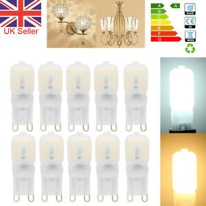 G9 5W LED Dimmable Bulb 2835 SMD Capsule Replace Halogen Bulbs Cool/Warm White