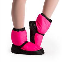 Bloch Warm Up Booties Unisex Mens Ladies Children's IM009K / IM009 Ballet Dance