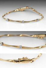 Brand New Marco Bicego Marrakech Bracelet 18k Yellow Gold(not the mini version)