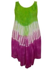 Hand-wash Only Geometric Tunic Plus Size Dresses for Women