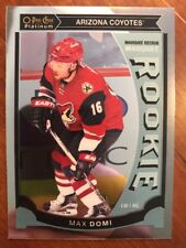 2015-16 UD Opee Chee Platinum Marquee Rookie #M30 Max Domi