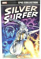 Silver Surfer Epic Collection Vol 1 When Calls Galactus Marvel New TPB Paperback