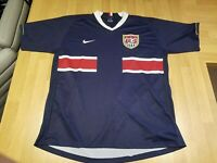 USA Away Shirt 2006/07 Nike Size XL Soccer football