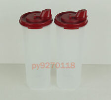 Tupperware Stor N Pour 890ml Set of 2 + Free Shipping