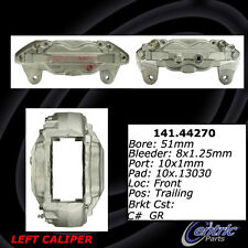 Centric Parts 142.44270 Front Left Rebuilt Brake Caliper With Pad