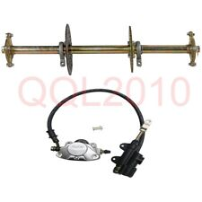 Completed GoKart Rear Axle Assembly Kit hub For 49cc  Mini Quad Buggy ATV Gocart