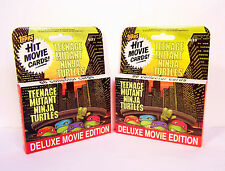 COMPLETE Topps TMNT Movie Collector Trading Cards Box Set Ninja Turtles Pack A B
