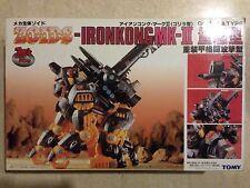 Zoids Rare Limited MISB IRON KONG MK-II (REISSUE)