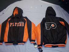 Philadelphia Flyers Nhl Officially Licensed Taslan Jacket By Giii Free Shipping