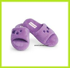 American Girl CL LE McKENNA SLIPPERS SIZE L (5.5-7) for Girls/women Retired PJ