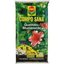 Blumenerde 20 Ltr. Compo-Sana f. Zimmer- und Balkonpflanzen