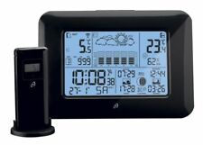 New Model Auriol Radio Controlled Weather Station Available BLACK Only