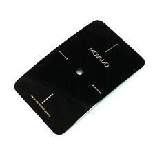 MOVADO DIAL RECTANGULAR BLACK ORIGINAL GENUINE NOS 17.43 X 28.01