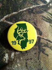 Illinois deer pin 1997 firearm