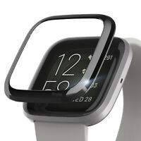 For Fitbit Versa 2 | Ringke Bezel Styling Frame Case Cover Stainless Protector