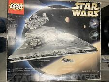 LEGO UCS Star Wars Imperial Star Destroyer (10030) w/ BOX and Instructions