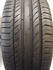 205/40 R17 84V Continental ContiSportContact 5 Sommerreifen DOT 2016 7mm  4COS13