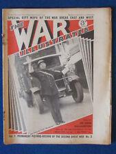 The War Illustrated Magazine - 30/9/1939 - Vol 1 - No 3 - WW2