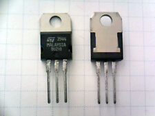STM BUZ10 N-Channel 50V 0.06Ω 23A 75W TO-220 STripFET Power MOSFET 2 pcs.