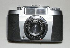 Agfa Silette Pronto Film Camera w/ Agfa 45mm f/2.8 Lens