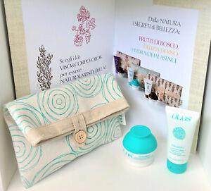 OLOS HYDRA THALASENCE kit crema viso super idratante + crema corpo anticellulite