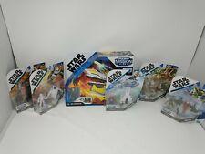 Ahsoka Tano, Boba Fett,Chewie, Jedi SF and more  HASBRO Star Wars Mission Fleet