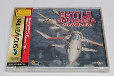 Batalla garegga Sega Saturn Japón JPN japonés * nuevo Sellado *