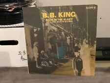 B.B. King - Back in the Alley - ABC Bluesway - Hear Samples!